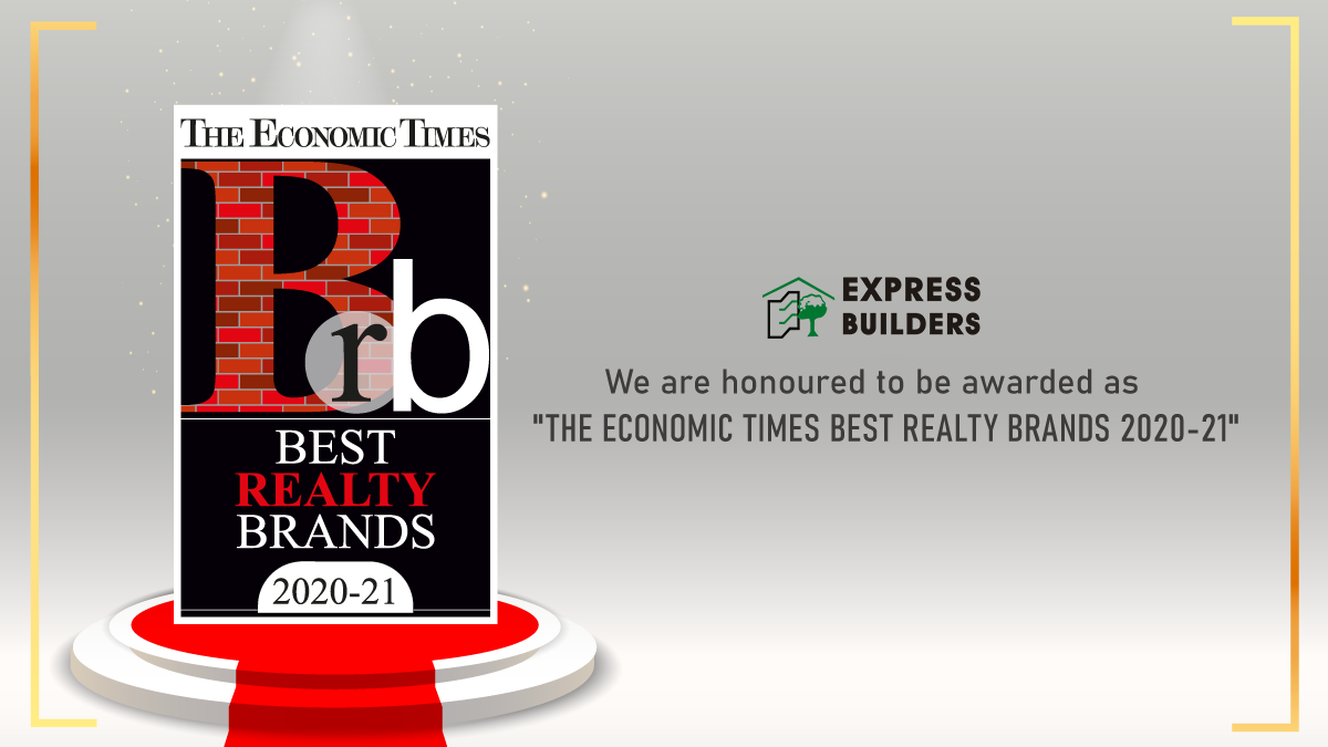 The Economic Times Best Realty Brands 2021